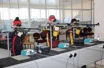 KARAÖZ - Manisalı Atıcılar Milli Takım İçin Hazırlanıyor