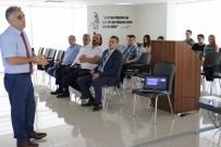 CELAL BAYAR ÜNIVERSITESI - MASKİ'de Yeraltı Sularının Verimliliği Anlatıldı