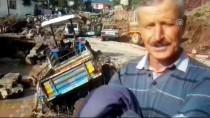Menemen'de Sağanak Ve Sel