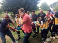 PAŞAKÖY - Mezarlık Bekçisinin Dikkati Üniversite Öğrencisini Kurtardı