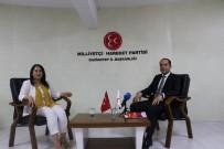 DÜNYA GÖRÜŞÜ - MHP'li Çelik Partisinin Seçim Çalışmalarını Değerlendirdi