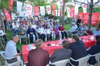MHP'li Fendoğlu Bizleri Diğerleriyle Karıştırmayın