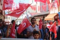 MHP'ye Pasinler'de Sevgi Seli