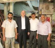 ALıŞVERIŞ - Milletvekili Koçer Ve Başkan Fadıloğlu Esnafı Ziyaret Etti