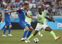 İZLANDA - Nijerya, İzlanda'yı 2-0 Mağlup Etti