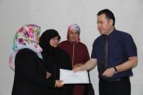 SELAMI KAPANKAYA - Niksar'da Okuma Yazma Seferberliği Sertifika Töreni