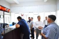 VERGİ DAİRESİ - Nüfus İle Vergi Çalışanları Seçim Ve Sınav Mesaisi Yapacak