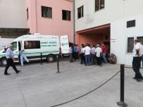Osmaniye'de Portiften Düşen 2 İşçi Hayatını Kaybetti