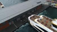 LODOS - Hizmete Başlayan Karaköy İskelesi Havadan Görüntülendi