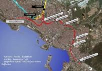 SABİHA GÖKÇEN - Pendik-Tuzla Metrosu Tam Gaz İlerliyor