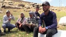 Pervari'nin Dağlarında Silah Sesinin Yerini Türküler Aldı