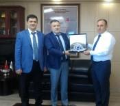 RUSYA - Rusya'nın Trabzon Başkonsolosu'ndan DKİB'e Ziyaret
