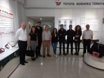 TOYOTA - Sakarya Üniversitesi İle Toyota Boshoku Arasında İşbirliği