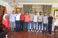 SELÇUK İNAN - Selçuk İnan Ve İsmail Köybaşı'nın Yetiştiği Kulüpte Hedef 3. Lig