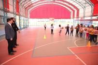 SERVERGAZI - Selçukbey Spor Eğitim Merkezi Sporcu Fabrikası Gibi Hizmet Veriyor