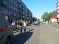 DOĞALGAZ PATLAMASI - Tataristan'da Doğalgaz Patlaması Açıklaması 1 Ölü, 9 Yaralı