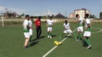 ÖMER YıLMAZ - Terörden Temizlenen İlçede Gençler Spora Yöneldi