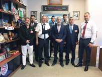 SOSYAL MEDYA - TURYOLDER'den Cumhurbaşkanı Başdanışmanı Topçu'ya Ziyaret