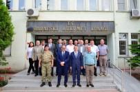 Vali Bilgin, Babaeski'de Vatandaşlarla Buluştu