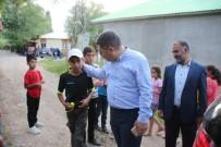MEHMET NURİ ÇETİN - Varto'da 'Kadın Kültür Merkezi Ve Kıraathanesi' Yapılıyor