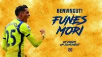 LA LIGA - Villarreal, Everton'dan Funes Mori'yi Transfer Etti