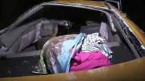 Afyonkarahisar'da Trafik Kazası Açıklaması 2 Yaralı