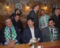 AK Parti Adayı Erkan'dan Kırşehirli Spor Severlere Destek Açıklaması