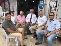 SAĞLIK ÇALIŞANI - AK Partili Vekil Adayı Dr. Zafer Alkaya, Dalaman, Ortaca Ve Köyceğiz'de Vatandaşlarla Buluştu