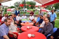 KAYAKÖY - Başkan Şahin Açıklaması 'Büyük Türkiye İçin Destek Olun'
