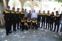 BALıKLıGÖL - Belediye Başkanı Nihat Çiftçi Balıklıgöl'de İnceleme Yaptı