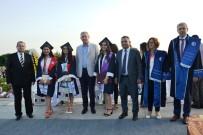 AHMET ŞAHIN - Biga İİBF'den 700 Öğrenci Mezun Oldu