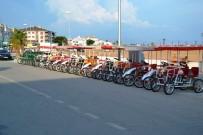 KÜÇÜKKÖY - Bisiklet Turları Küçükköyspor'un Gelir Kaynağı Oldu