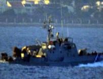 İSTANKÖY - Bodrum'da Türk kaptana ateş açıldı!