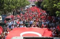 ÖZGÜR ÖZEL - CHP Manisa'dan 'Büyük İktidar Yürüyüşü'