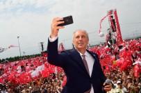 Cumhurbaşkanı Adayı İnce Açıklaması 'Yarın Yalova'da Oyumu Kullandıktan Sonra Ankara'ya YSK'nın Önüne Gideceğim'