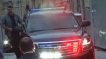 EYÜP SULTAN - Cumhurbaşkanı Erdoğan, Eyüp Sultan Türbesini Ziyaret Etti