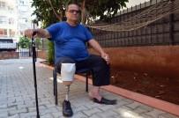 GÜZELYALı - Engelli Vatandaşın 'Elim, Ayağım, Her Şeyimdi' Dediği Akülü Motoru Çalındı