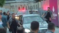 EYÜP SULTAN - Erdoğan, Eyüp Sultan Türbesini Ziyaret Etti