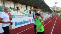 İSMAIL KÖYBAŞı - Fenerbahçeli Oyuncu İsmail Köybaşı Hem Tatil Yapıyor Hem De Antrenman