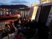 İzmir'de 132 Göçmen Yakalandı