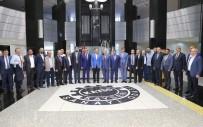 ÇEVRE VE ŞEHİRCİLİK BAKANI - KAYSO'da Haziran Ayı Meclis Toplantısı Bakan Özhaseki'nin Katılımıyla Yapıldı