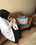 KÖRFEZ - Körfez Belediyesi, Bebek Ve Yaşlı Ziyaretlerini Sürdürüyor