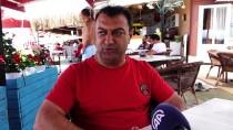 KUZEY EGE - Kuzey Ege'de Seçim Nedeniyle Sahiller Boşaldı