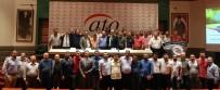 KIŞ LASTİĞİ - Lastik Sektörü Temsilcileri ATO'da Buluştu