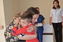 Makedonya'da Tedavi İmkanı Bulamadığı Hastalığı İçin Türkiye'ye Geldi