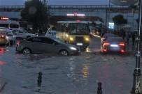 SU BASKINI - Meteorolojiden Trakya Bölgesi İçin Sel Uyarısı