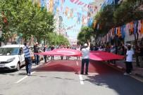 ERKAN AKÇAY - MHP'den AK Parti'ye Bayrak Jesti