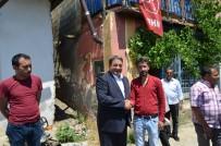 KURUCUOVA - MHP'li Fendoğlu Açıklaması Türkiye Kuşatma Altına Alındı