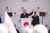 DEVLET BAHÇELİ - MHP Lideri Bahçeli Açıklaması 'İnce, İnceldiği Yerden Yarın Kopacaktır'
