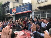 MHP'ye Horasan'da Sevgi Seli
